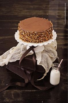 Pretzels | 27 Cakes Covered In Delicious Food
