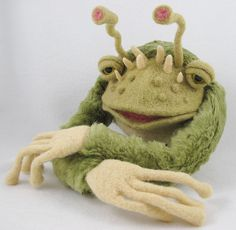 cool puppet idea