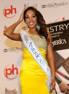 Caressa cameron barbizon modeling graduate was the first black miss