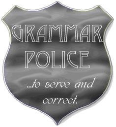 badges, stuff, police, funni, bing imag, grammar polic, blog, teach, english