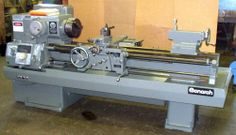 """16"""" x 54"""" MONARCH LATHE - Taper Attach, 10"""" & 12"""" Chuck, Collet System, Tooling"""