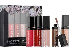 Smashbox On The Rocks Be Legendary Lip Gloss Set