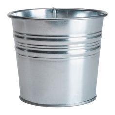 79 cent plant pots---centerpiece