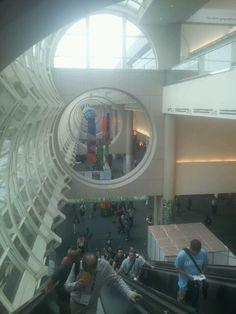 Familiar view in SDCC