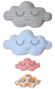 Cojines de nubes