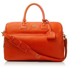 Tory Burch Weekender Bag: because the holidays are all about long weekends. #EditorsWishlist