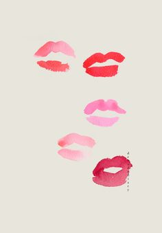 love this print byIllustrator Bernadette Pascua.