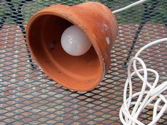As part of Home Depot's ongoing Stretch Gardening series, we have invited some of our favorite garden bloggers to contribute to the Garden Club. This week, I was featured. I explain how to turn old garden pots into stylish pendant lamps.   #gardens