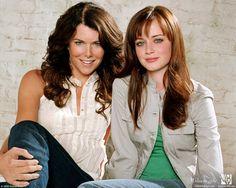 Gilmore Girls = My favorite TV show ever!