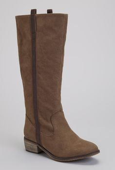 Olive Dess Boot