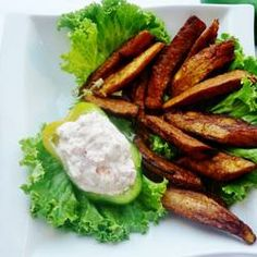 Baked Caramelized Sweet Plantains | Eat Your Veggies / Side Dishes ...