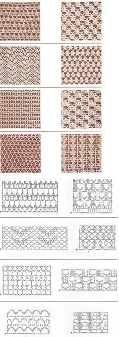 crochet graphs