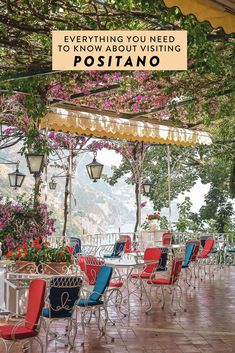 Everything You Need to Know About Visiting Positano on the Amalfi Coast, Italy, including how to get there, where to stay, where to eat and drink, and what to do!