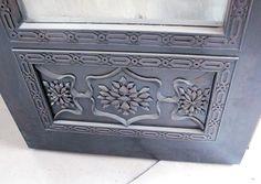 cool carved front door