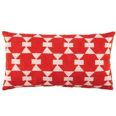 red for sofa