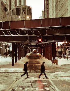 Chicago…