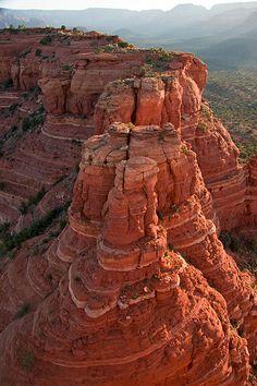 Natural Rock Art at Sedona, AZ