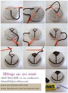 #tejedoras lo encontré en la web, muy fácil y sencillo #crochet pic.twitter.com/WAf1bmUM6J