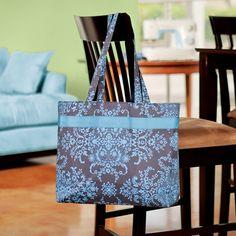 tote bags, bag patterns, tote pattern free