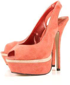 LARNA Double Platform Sandals  #shopstylesummerfling
