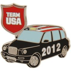 London 2012 Team USA Olympics Pin