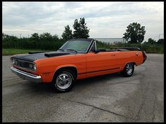 1971 Plymouth Scamp Convertible  at Mecum Auction