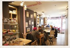 Lulubelles Tearooms, Canford Cliffs