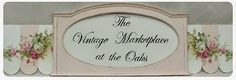 The Vintage Marketplace: NEW SIGN!