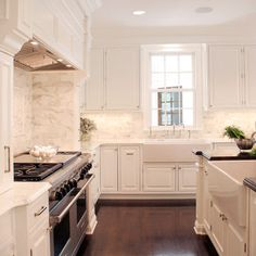 interior design, floor, traditional kitchens, dream kitchen, classic white, hous, white cabinets, kitchen designs, white kitchens