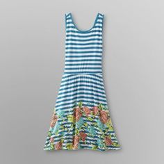 Dream Out Loud by Selena Gomez- -Junior's Striped Dress