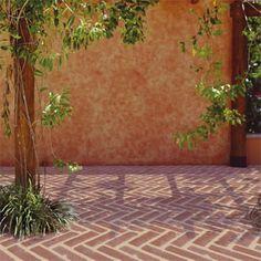 Brick Wall, Floor and Patio Stencils