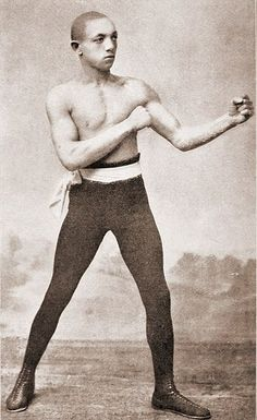 'June 27, 1890 – Canadian-born boxer George Dixon defeats the British bantamweight champion in London, giving him claim to be the first black world champion in any sport.'