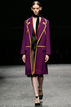 Prada Fall 2014 Ready-to-Wear Collection Slideshow on Style.com