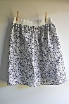 the 20 minute skirt