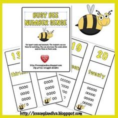 math, classroom, bees, numbers, number words