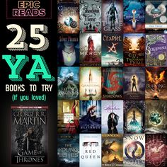 25 YA Books For GAME OF THRONES Fans   Blog   Epic Reads