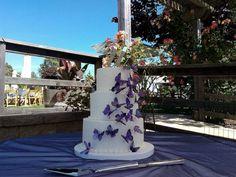 Butterfly Cake :