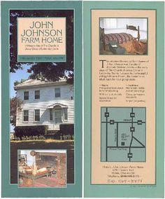 John Johnson Farm in Ohio near Kirtland.