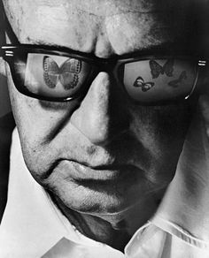 Vladimir Nabokov by Philippe Halsman
