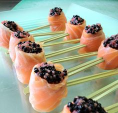 Canapes by michellebothma on pinterest canapes for Canape delivery