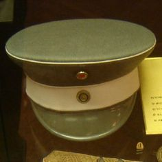 Kaiser Franz Josef's Saxon Field Cap while he was Honorary Colonel of the 17th Saxon Lancer Regiment.