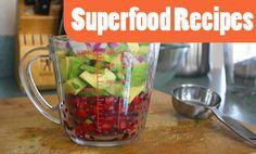 10 Vegan Superfood Recipes