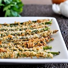 #Parmesan #Asparagus Sticks