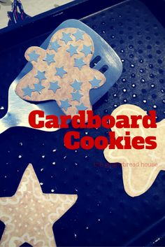 easy Cardboard Cooki