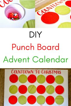 Make Your Own Advent