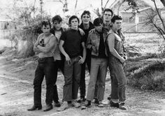 The Outsiders one of my FAVOURITE movies!