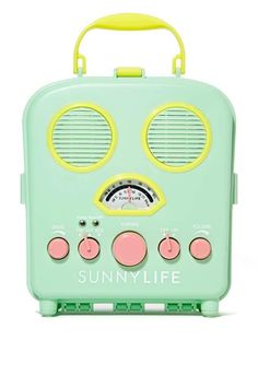 Sunny Life Beach Sounds Portable Speaker