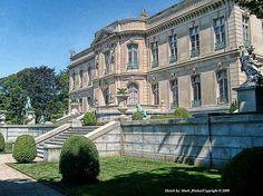 The Elms Mansion Newport Rhode Island