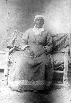 ELLEN THOMPSON, former slave.