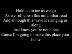 Phillip Phillips Lyrics (Home)